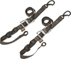 POWERTYE 1 1/2 INCH FAT STRAPS WITH SOFT TYE AND SECURE HOOKS