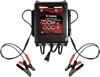YUASA 6 AND 12 VOLT 2 AMP AND 2 BANK BATTERY CHARGER