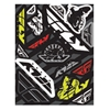 FLY RACING STREET STICKER SHEET