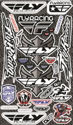 FLY RACING FLY 2015 STICKER SHEET