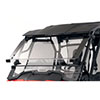 2-Piece Poly Optical Windscreen