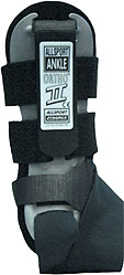 ALLSPORT DYNAMICS INC 144 ORTHO II ANKLE SUPPORT