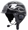 SENA SPH10 FM BLUETOOTH HEADSET AND INTERCOM FOR HALF HELMETS