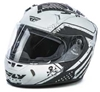 FLY RACING REVOLT FS PATRIOT STREET HELMET
