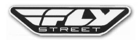 FLY STREET DECAL