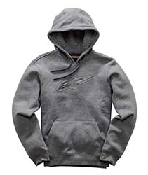 ALPINESTARS AUTHORITY FLEECE PULLOVER HOODY