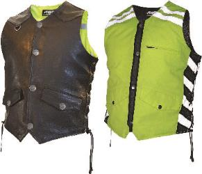MISSING LINK G2 D.O.C. REVERSIBLE SAFETY VESTS