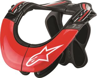 ALPINESTARS BNS TECH CARBON AND PRO NECK SUPPORT