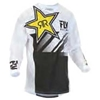 FLY RACING KINETIC MESH ROCKSTAR RACE JERSEY