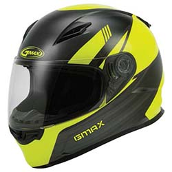 GMAX FF49 DEFLECT YOUTH HELMET