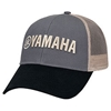 Adventure Yamaha White Logo Hat