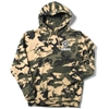 Factory Effex Yamaha Camo Mens Pullover Hooded Sweatshirt