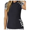 Womens Cauz Short Sleeve Rashguard