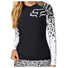 Womens Cauz Long Sleeve Rashguard