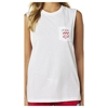 Womens Check Yourself Muscle Tank