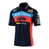 2019 TLD KTM Team Mens Pit Shirt