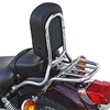 National Cycle V Star 250 Backrest and Luggage Rack