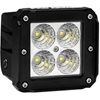 Pro Armor 2 In. by 2 In. Dual-Row Cube Flood Light