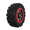 Pro Armor 28 In. Attack 2.0 Tire and 15 In. Hexlr Wheel Set