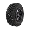 Pro Armor 28 In. Crewler XG Tire and 15 In. Hexlr Wheel Set