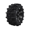 Pro Armor 27 In. Mud XC Tire and 14 In. Buckle Wheel Set