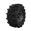 Pro Armor 27 In. Mud XC Tire and 14 In. Shackle Wheel Set