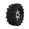 Pro Armor 27 In. Mud XC Tire and 14 In. Amplify wheel Set
