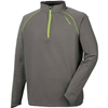 Mens Quarter Zip Long Sleeve Tech