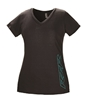 Womens Classic V Neck Tee
