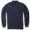 CAFE LONG SLEEVE POLO