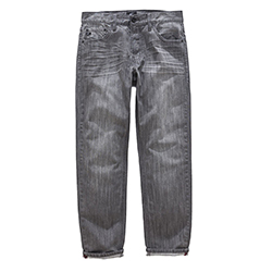 TEMPERED DENIM JEAN