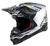 ALPINESTARS SUPERTECH M8 CONTACT-ECE HELMET