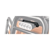 Brushguard 4-LED Light Mount Kit