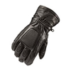 Low-Cuff Leather Gloves