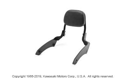 FIXED PASSENGER BACKREST