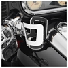 Show Chrome Accessories Handlebar Mount Beverage Holder
