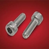 Show Chrome Accessories Flat Point Tapered Seat Bolts