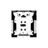 Aluminum Front Skid Plate For Defender