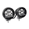 4 IN (10 cm) Round LED Lights (2x25 Watts)
