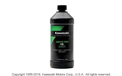 KAWASAKI PERFORMANCE AIR FILTER OIL