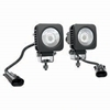 2 Inch (5 cm) Square LED Lights (2 x 10 Watts)