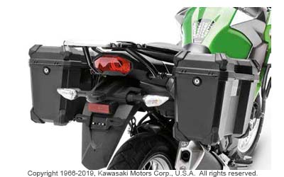 17 LITER HARD SADDLEBAG LOCK