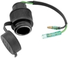 BIKEMASTER 12V 15A STANDARD CIGARETTE LIGHTER SOCKET FOR POWER SUPPLY