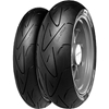 CONTINENTAL CONTI SPORT ATTACK HYPERSPORT RADIAL TIRES