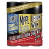 MAXIMA CHAIN WAX ULTIMATE CHAIN CARE KIT COMBO 3 PACK