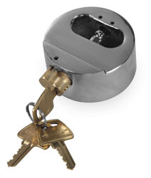 TRIMAX HOCKEY PUCK DOOR LOCK