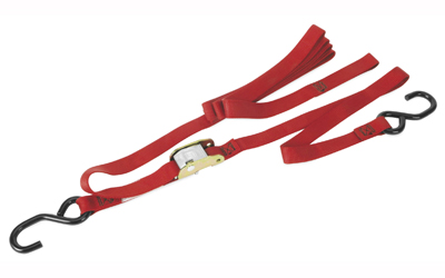 ANCRA 13 FOOT RED TIE DOWN