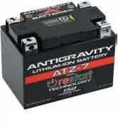 ANTIGRAVITY BATTERIES RE-START LITHIUM ION BATTERIES FOR ATV AND UTV