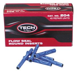 TECH REPLACEMENT SEAL PLUG INSERTS