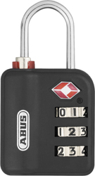 ABUS 147 TSA COMBINATION LOCK